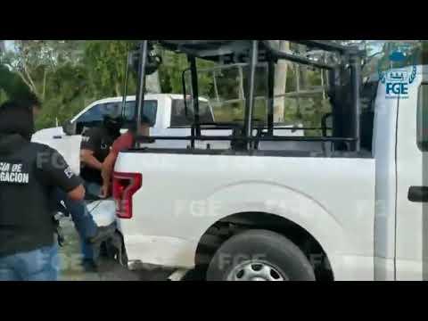 Detención policías de Quintana Roo por caso Victoria