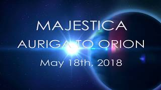 Majestica | Auriga to Orion | Heart Dance Records | Ambient Electronic Chillout Instrumental Music