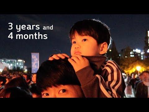 Joon Tries To Read (Bilingual Parenting Update)
