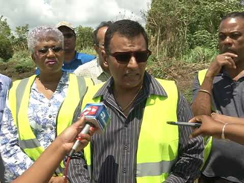 Works Ministry Embarks On Exercise To Combat Flood Waters Ahead Of Rainy Season