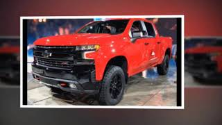 2019 chevy trail boss lifted | 2019 chevy trail boss z71 | 2019 chevy trail boss interior