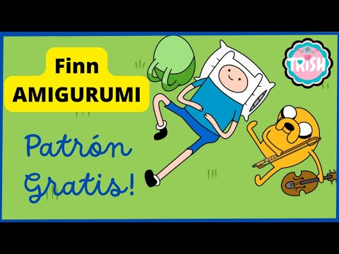 PDFs of Finn and Jake Amigurumi Patterns. $8.00, via Etsy ... | 360x480