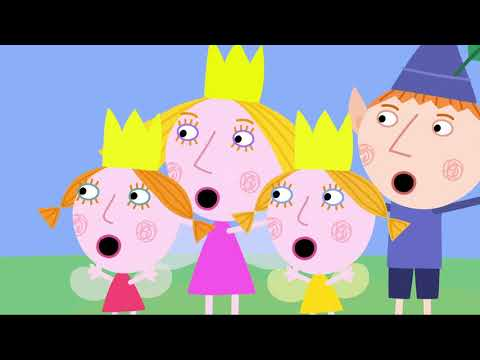 Ben & Holly's Little Kingdom - Learning How To Fly   WildBrain