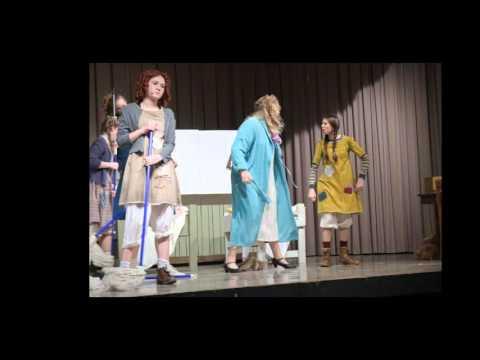 PORTA High School Annie the Musical   Hard Knock Life 1080p