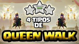 4 MODOS DE DAR PT EM CV9 COM QUEENWALK !!!