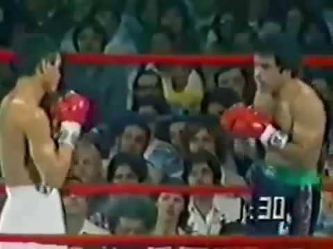Alexis Arguello vs Ruben Castillo