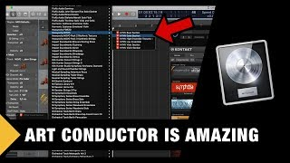 How to use Articulation Sets in Logic Pro X (with Art Conductor)