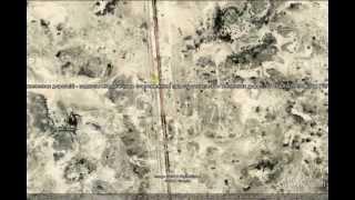 Допотопная железная дорога с космической точностью!
