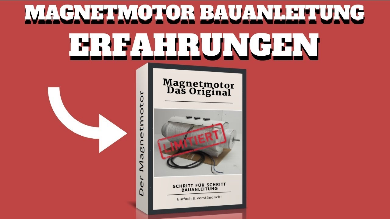 Dein Magnetmotor Erfahrungen