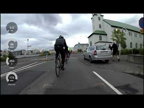 Tour of Reykjavík 2017
