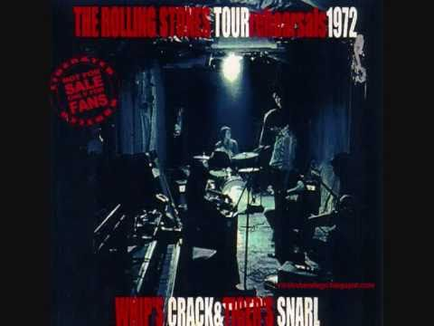 THE ROLLING STONES : 1972 TOUR REHEARSALS : Part 1 .