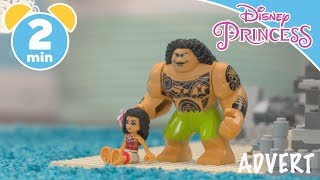 Moana | as Told by LEGO  | Disney Princess | #ADVERT