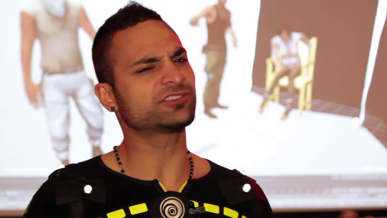 Far Cry 3 Motion Capture Interview Youtube