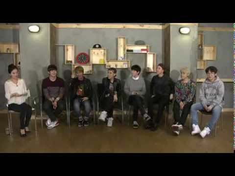 131022 AllKpop Live Interview Block B part 1