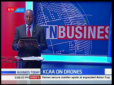 Kenyans will be allowed to acquire drones for sports, private activities and commercial purposes