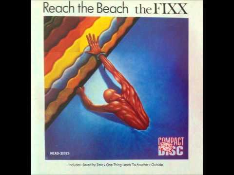 The Fixx-Saved By Zero