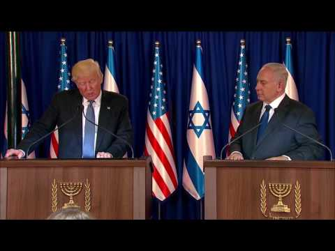Trump on Middle East peace deal: 'We're going to get there eventually, I hope'