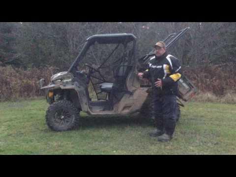 Ride Impresssions, 2016 Can Am Defender HD10 DPS.