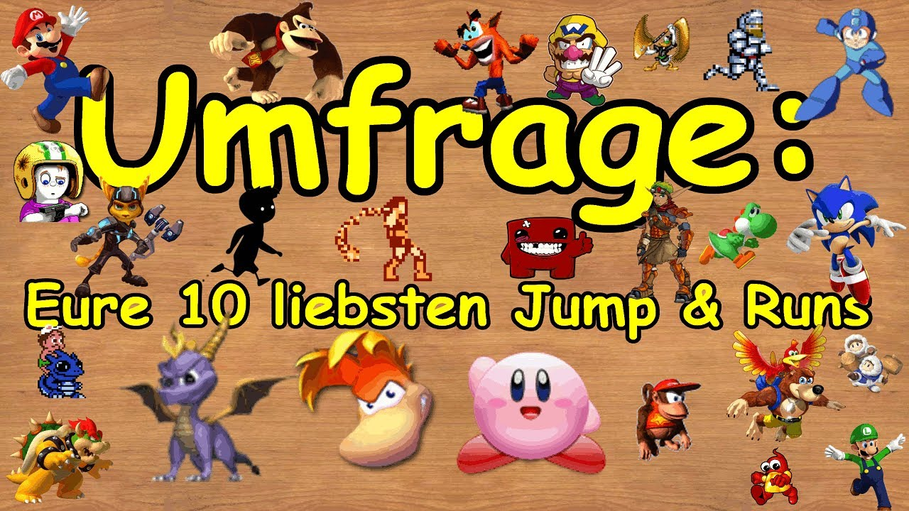 Beste Jump And Run Spiele
