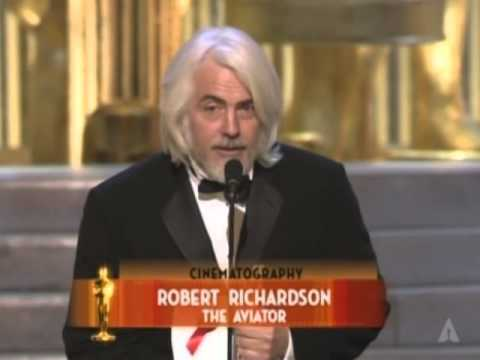 The Aviator Wins Cinematography: 2005 Oscars