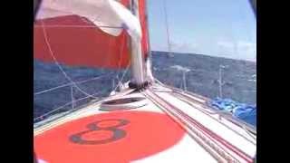 Naviguez en Class40 sur Merena - Sail Away  Alexis Guillaume