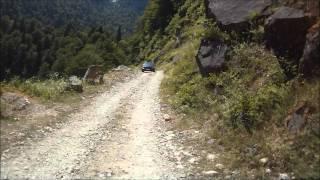 видео Гегский водопад