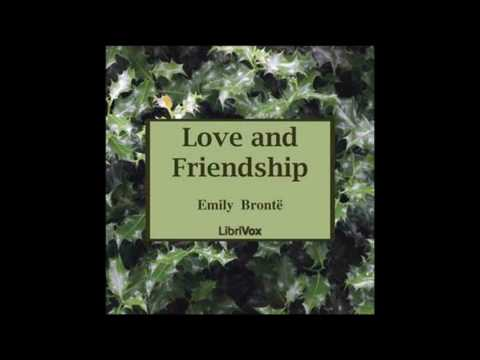 Love and Friendship by Emily Bront #audiobook
