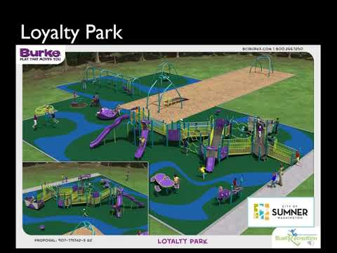 Loyalty Park Inclusive Playground