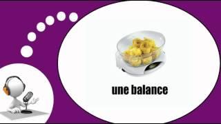 Французского видео урок = техника для кухни