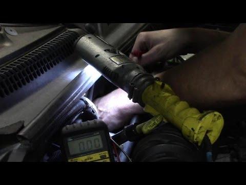 DIY- Low Engine Oil Pressure Diagnostics