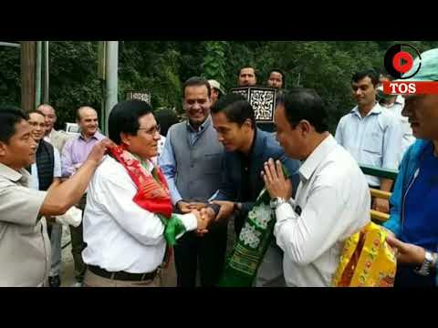 Oasis Cafe Inaugurated at National Highway in Mining|Rangpo|Sikkim|NH10|