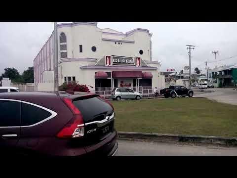 Globe Roundabout Barbados January 6th 2018