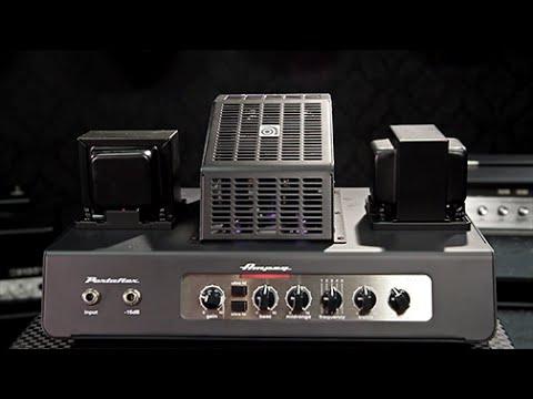 Ampeg PF-50T Portaflex 50 Watt Tube Bass Amp Head