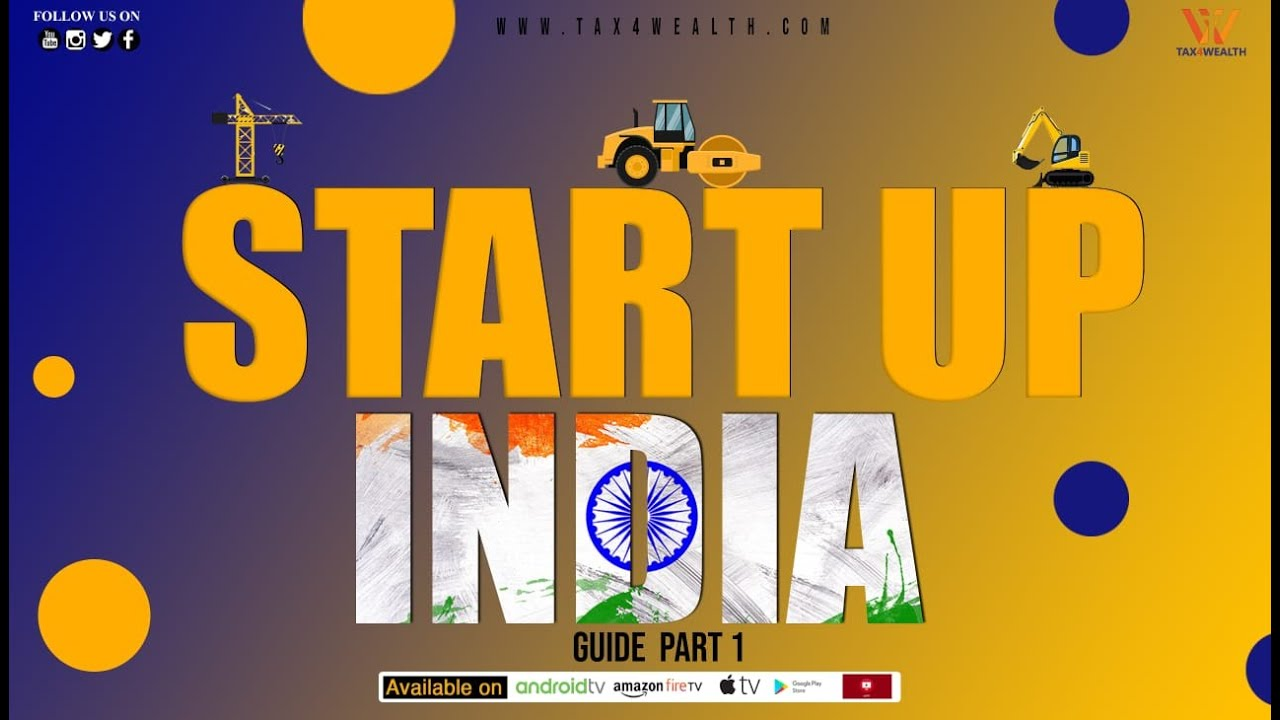 Startup India Guide Part 1 with Rahul in Hindi