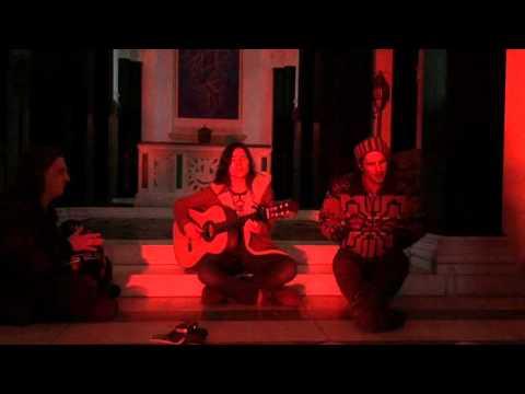 Danit Sound Temple Rehearsal