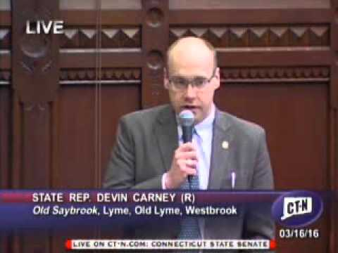 Rep. Carney confirms the nomination of  Bonnie Reemsnyder