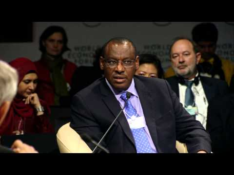WEF Africa 2015: Closing the Economic Equality Gap Session