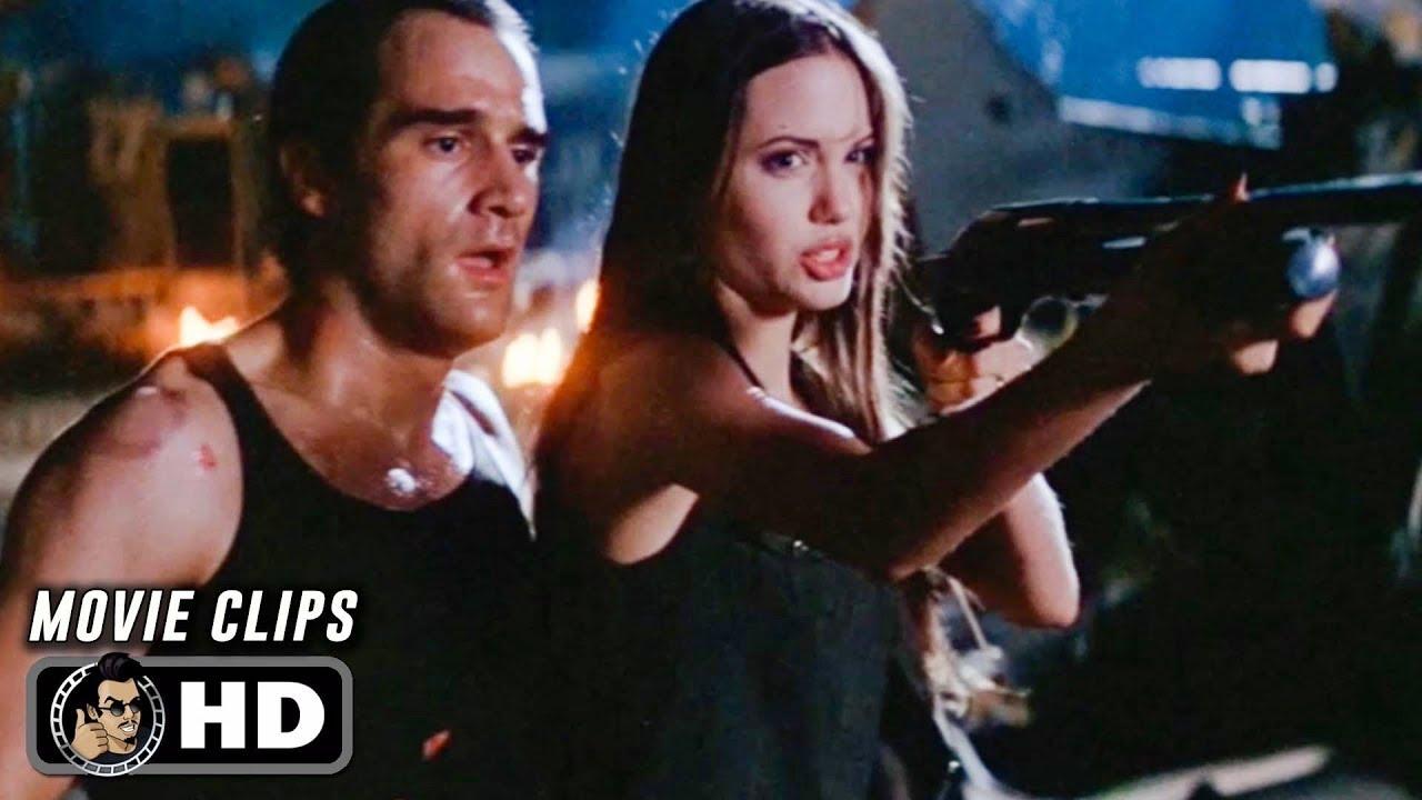 Angelina Jolie Cyborg 2 1993 cyborg 2 - best lines + trailer (1993) angelina jolie