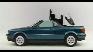 Скачать Audi Cabriolet Typ8G Official Promotional Video