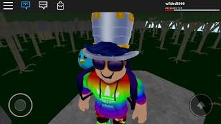 Never forget about rain |camping in roblox|#5