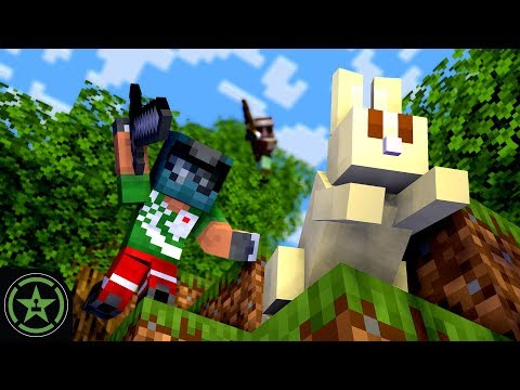 ACHIEVEMENT HUNTING - Minecraft - All 102 Achievements (Part 1) | Let's Play