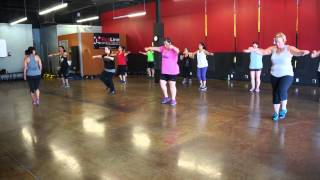 Repeat youtube video Dance Fitness - A Little Party Never Killed Nobody - Fergie