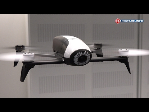 Parrot Bebop 2 FPV drone review - Hardware.Info TV (4K UHD)