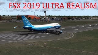 How to make FSX look REALISTIC for FREE! 2019