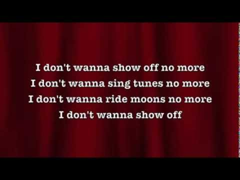 The Drowsy Chaperone - Show Off Lyrics