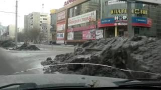 Губернатору Челябинской области Дубровскому Б. 17.03.2016. дороги Челябинска.