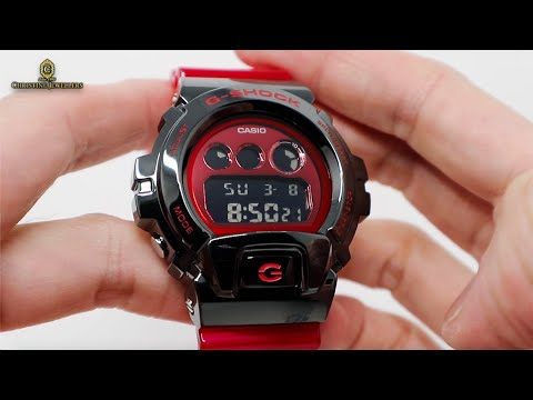UNBOXING 2020 CASIO G-SHOCK 25TH ANNIVERSARY METAL GM6900B-4