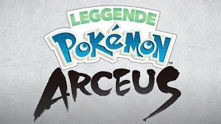 Leggende <b>Pokémon</b> Arceus: Trailer ITALIANO