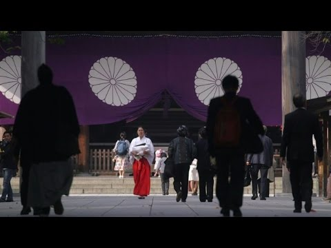 Japan lawmakers visit controversial Yasukuni Shrine