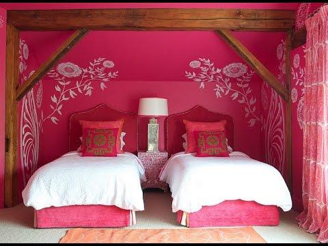 Ролик Наследие Северной Африки  Спальня  Марокканском стиле